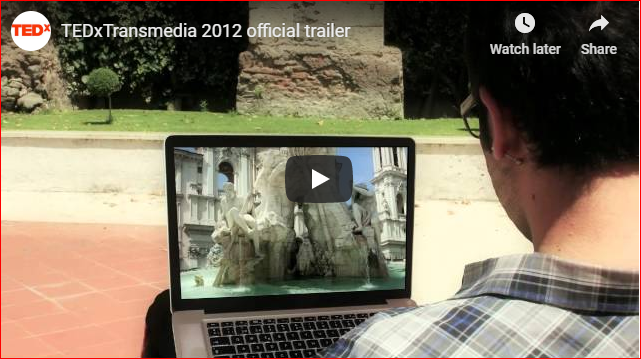 TEDxTransmedia 2012